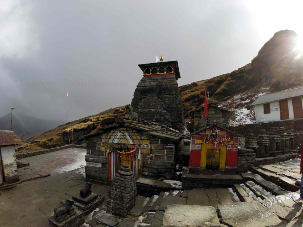 Tungnath: The Highest Shiva Temple