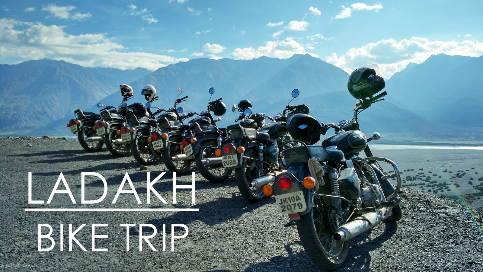 Riders on the storm, Road trip to Leh-Ladakh