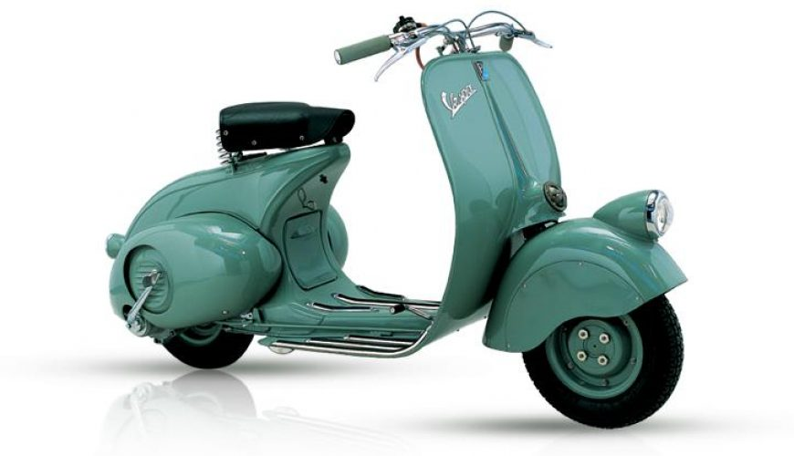 Vespa turns 70 today