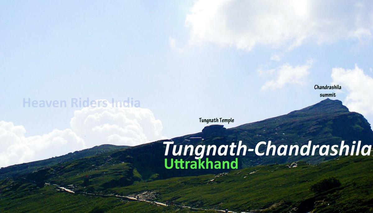 Tungnath - Chandrashila - Peak