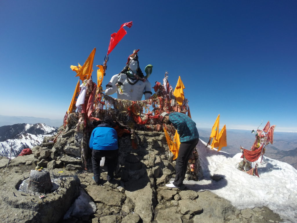 Churdhar Peak