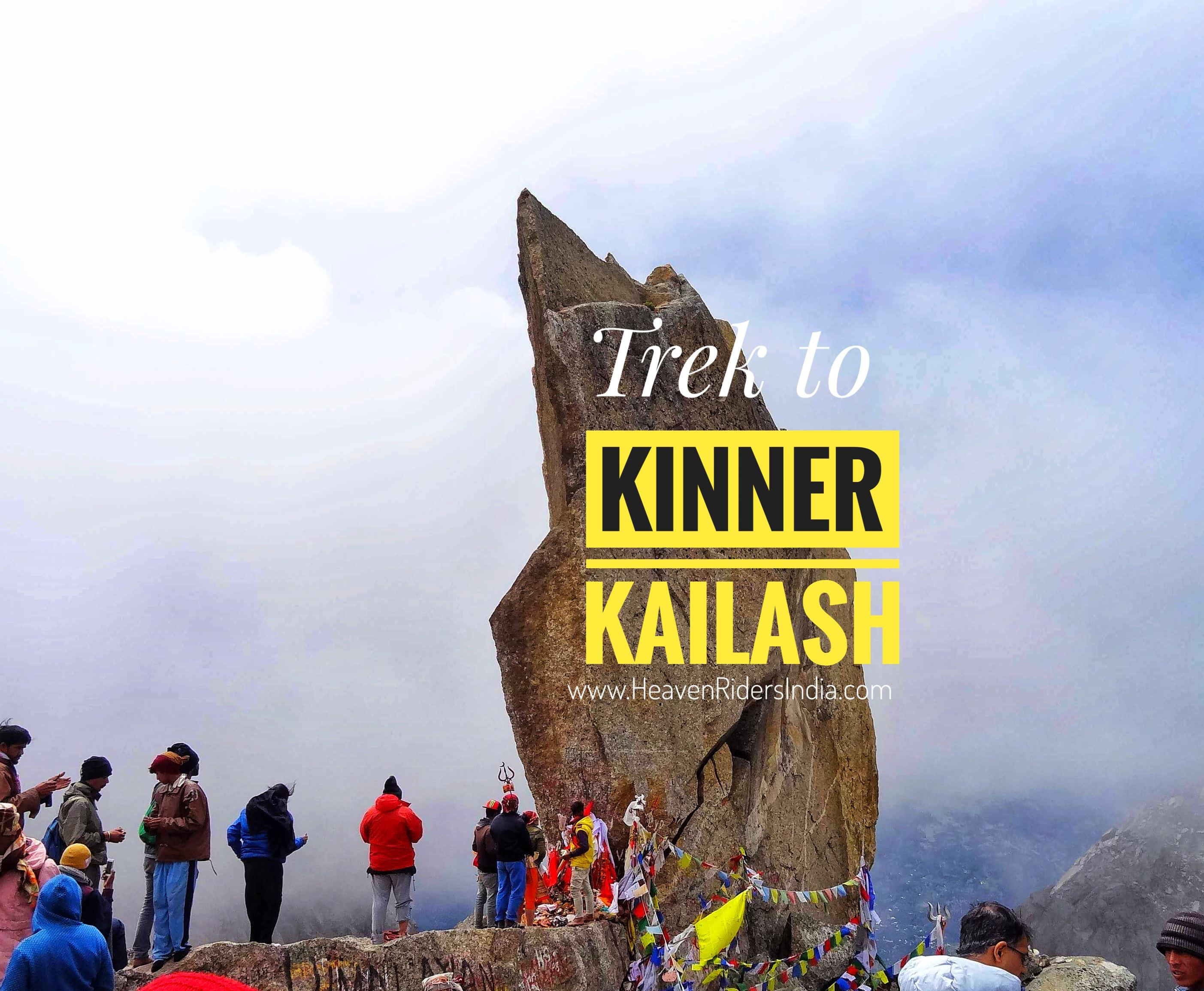 Kinner-Kailash, Heaven Riders India