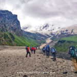 Glacier-on-Beas-Kund-Trek