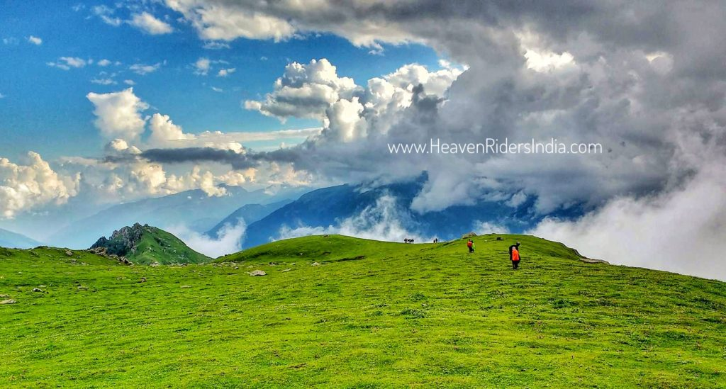 Bhrigu Lake Meadows - Treks in Manali with Heaven Riders India
