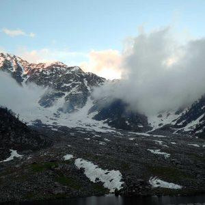 Kareri Lake trek Dharamshala