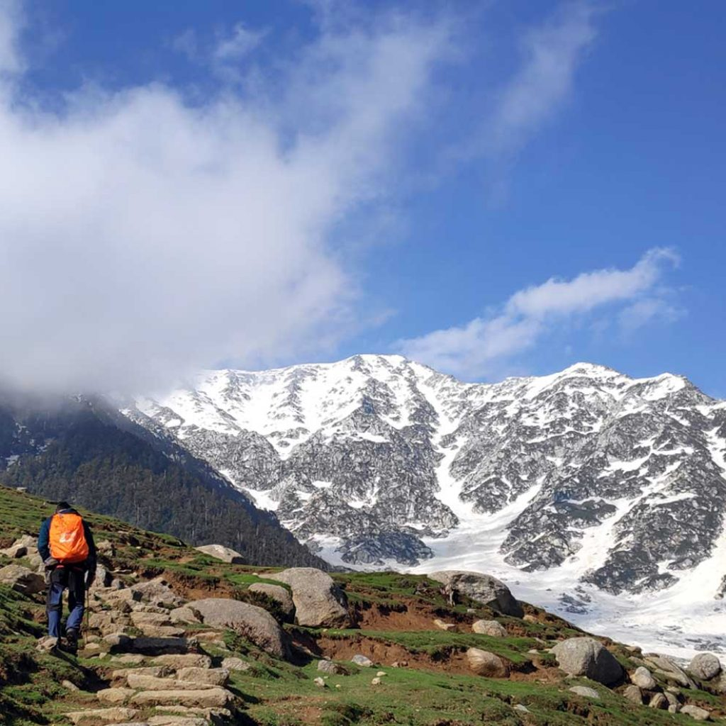 Minkiani Pass Trek Dharamshala with Heaven Riders India