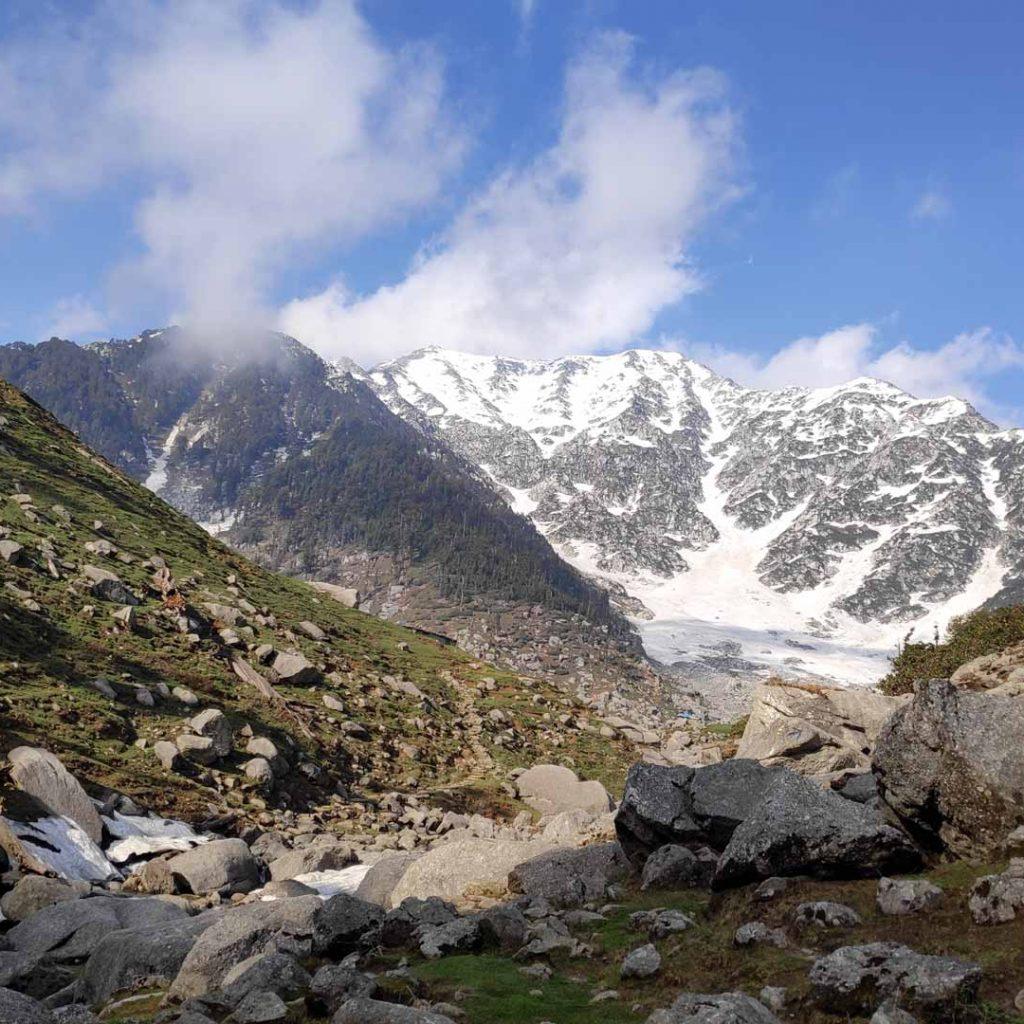 Dhauladhar Lakes Trek with Heaven Riders India