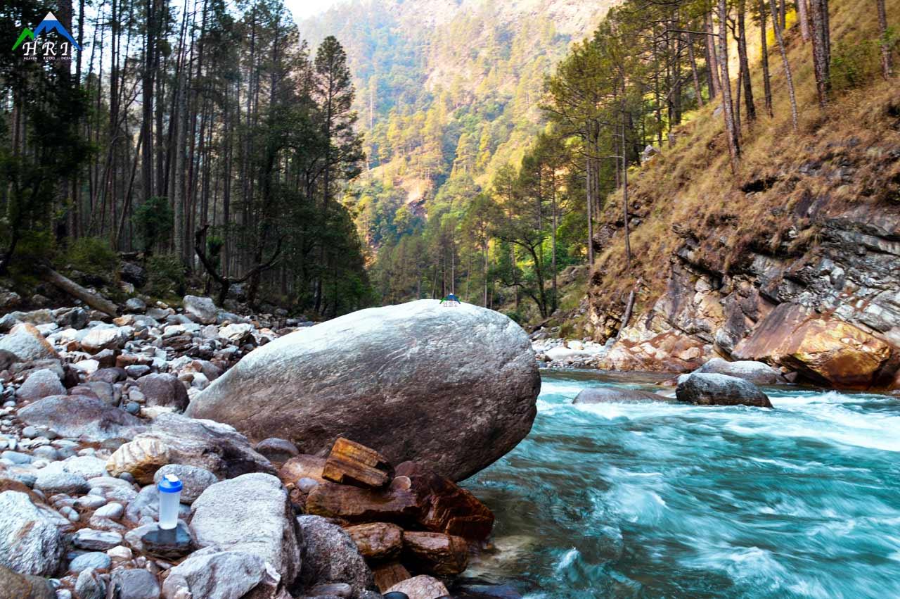 Day 1: Dehradun to Dhaula (Drive 200 km)