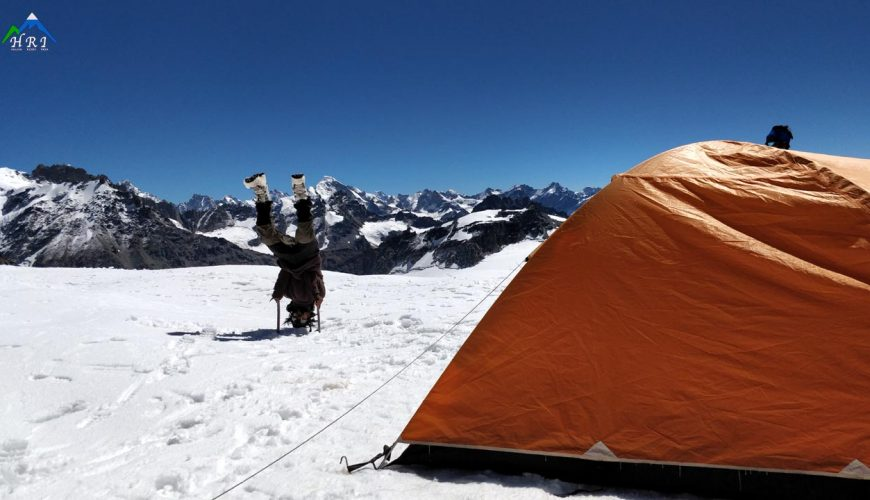 Mt Deo Tibba Expedition with Heaven Riders India